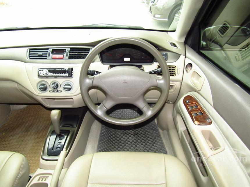 2004 Mitsubishi Lancer Cedia Sedan
