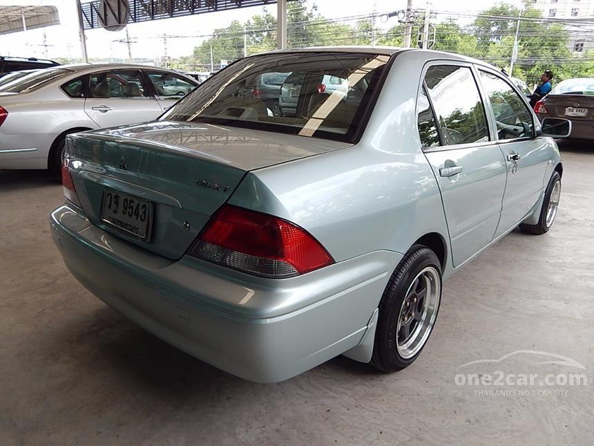 2001 Mitsubishi Lancer Cedia Sedan