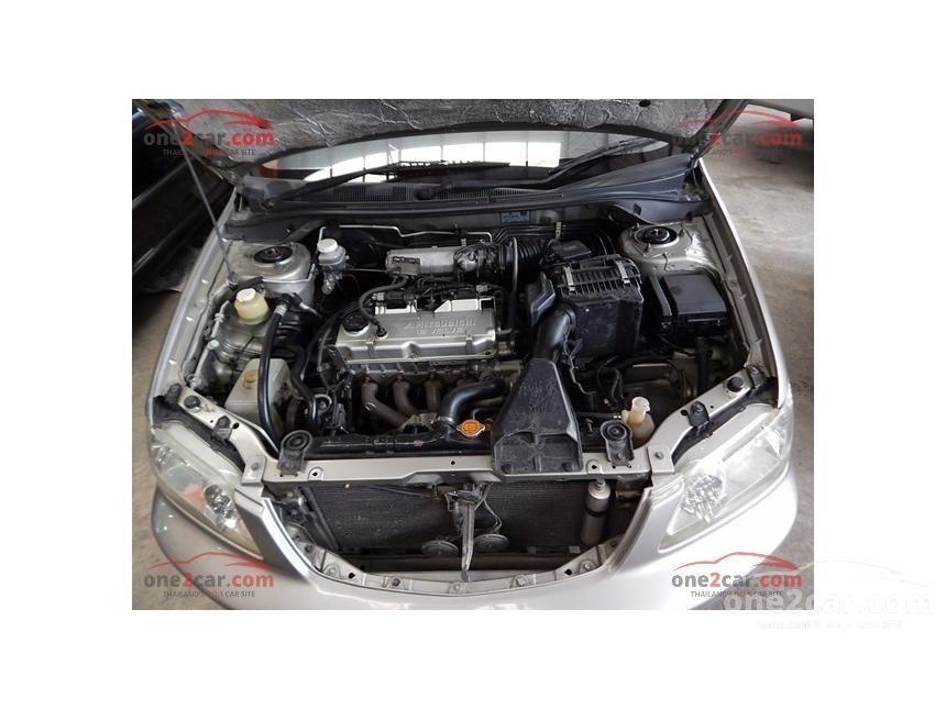 2002 Mitsubishi Lancer Cedia Sedan