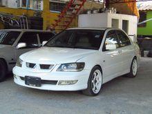 2003 Mitsubishi Lancer CEDIA (ปี 01-04) Cedia 1.8 AT Sedan
