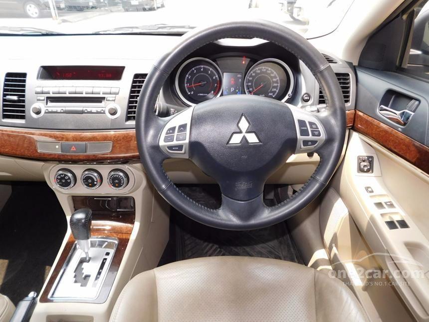 2012 Mitsubishi Lancer EX GLS Sedan