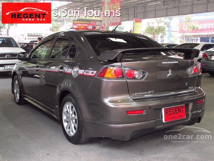 2011 Mitsubishi Lancer EX GLS Sedan
