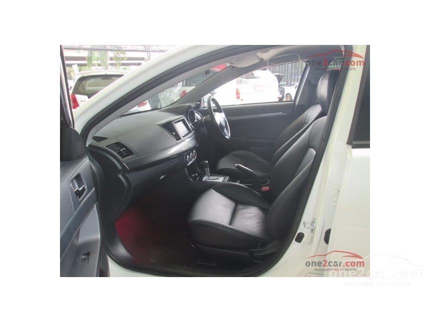 2014 Mitsubishi Lancer EX GLS Sedan