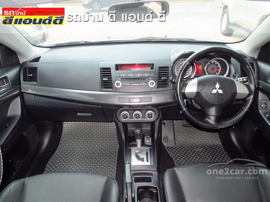 2010 Mitsubishi Lancer EX GLS Sedan