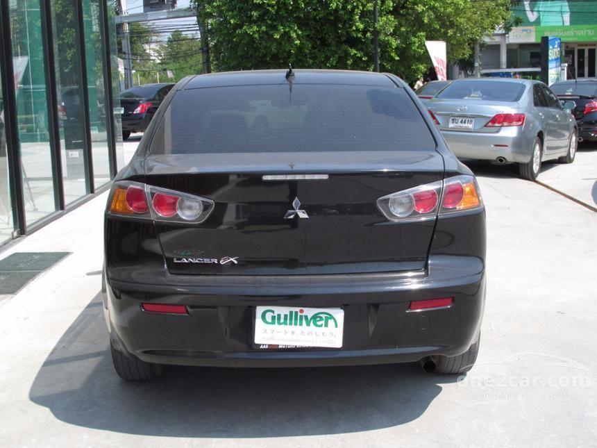 2010 Mitsubishi Lancer EX GLX Sedan