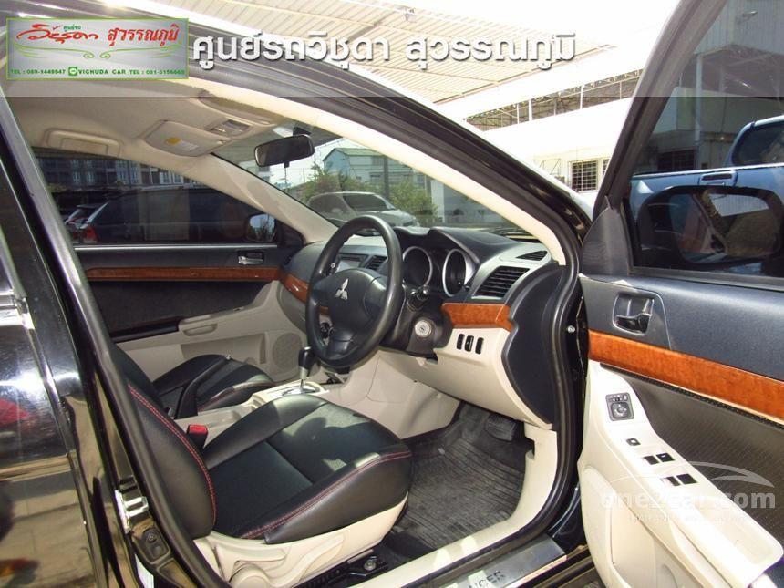 2012 Mitsubishi Lancer EX GLX Sedan