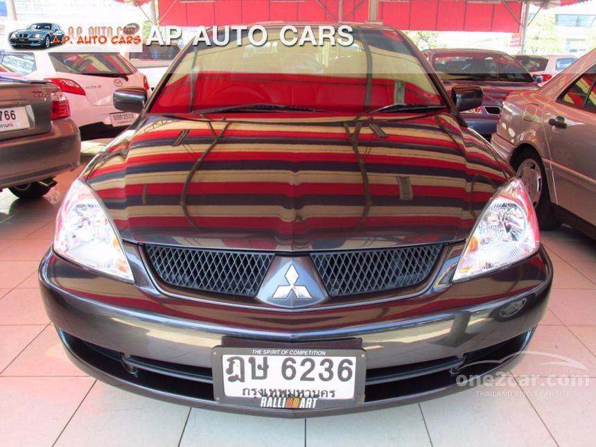 2010 Mitsubishi Lancer GLX CNG Sedan