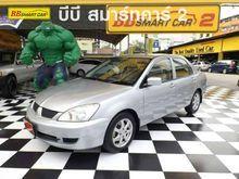 2011 Mitsubishi Lancer (ปี 04-12) GLX CNG 1.6 AT Sedan