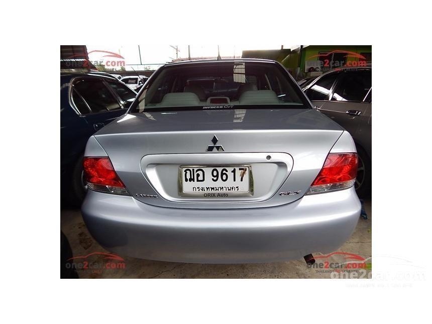 2009 Mitsubishi LANCER GLX Sedan