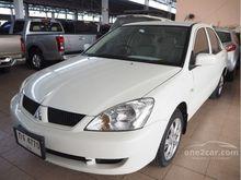 2012 Mitsubishi Lancer (ปี 04-12) GLX 1.6 AT Sedan