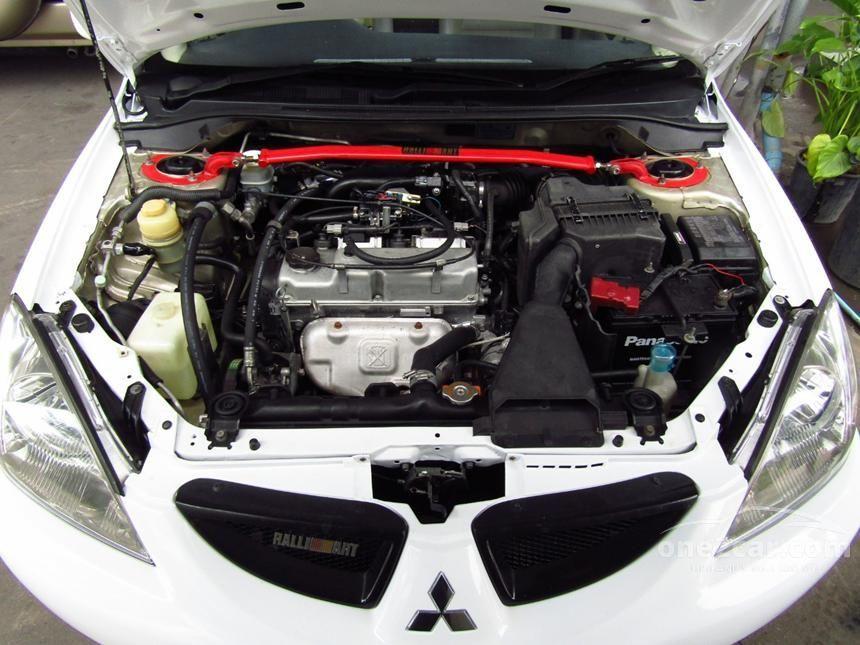 2008 Mitsubishi Lancer GLXi  LTD Sedan