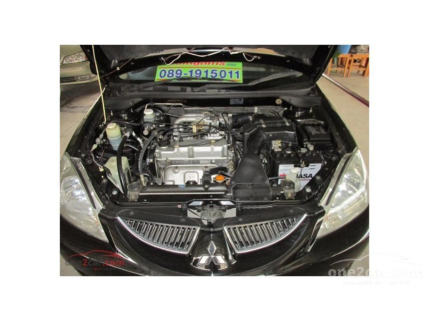 2006 Mitsubishi Lancer GLXi  LTD Sedan