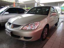2007 Mitsubishi Lancer (ปี 04-12) GLXi 1.6 AT Sedan