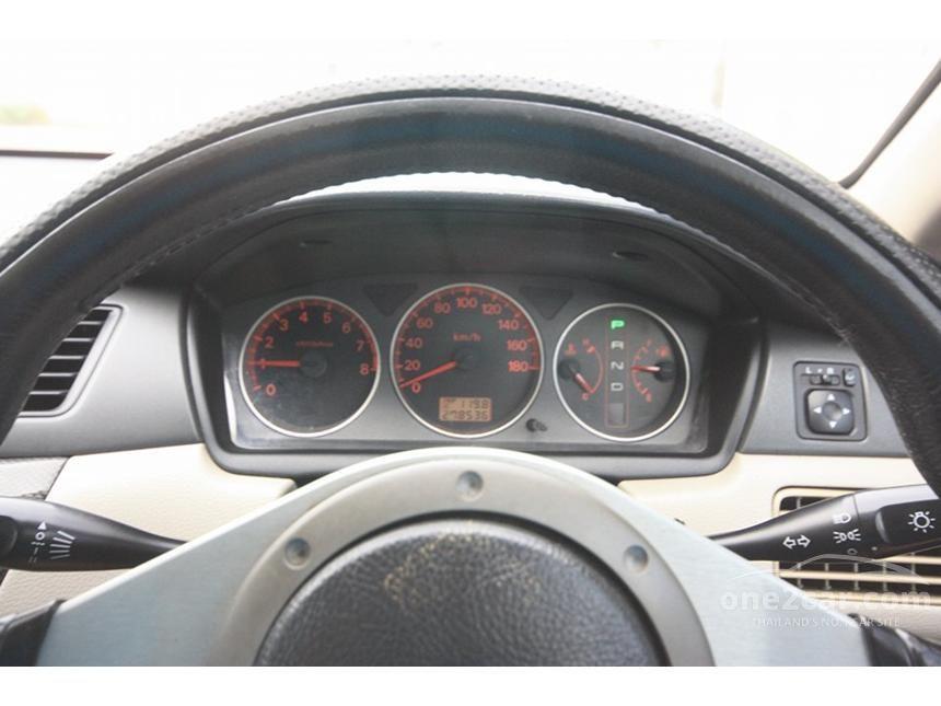 2007 Mitsubishi Lancer GLXi Sedan