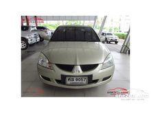 2005 Mitsubishi Lancer (ปี 04-12) GLXi 1.6 AT Sedan