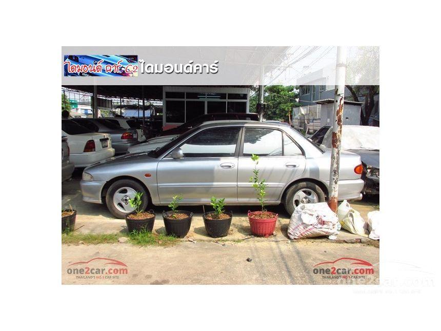 1993 Mitsubishi Lancer GLXi Sedan