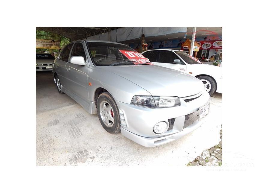 1997 Mitsubishi Lancer GLXi Sedan