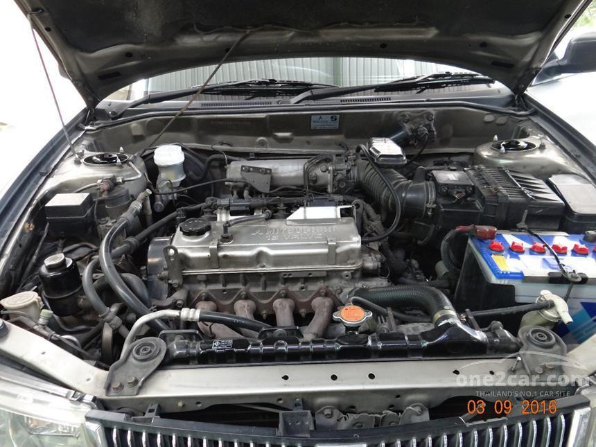 2001 Mitsubishi Lancer GLXi Sedan