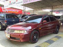 2002 Mitsubishi Lancer F Style ท้ายเบนซ์ (ปี 96-02) GLXi 1.6 AT Sedan