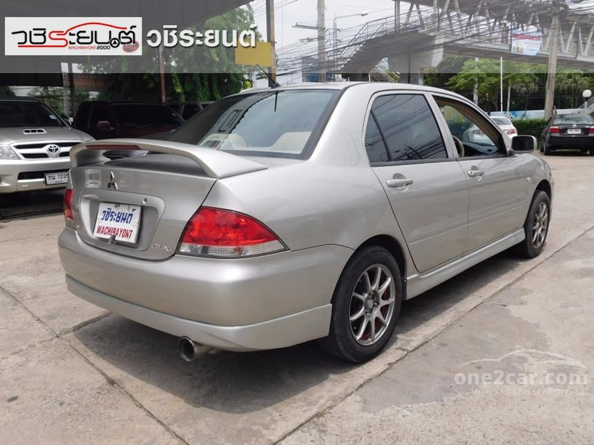 2006 Mitsubishi Lancer GLXi Sedan