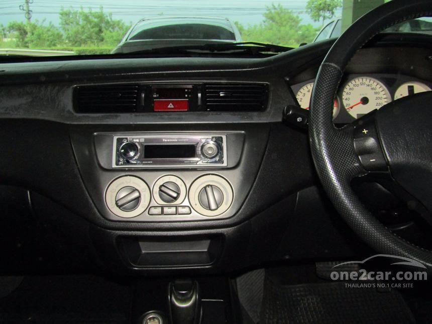2006 Mitsubishi Lancer SEi Sedan