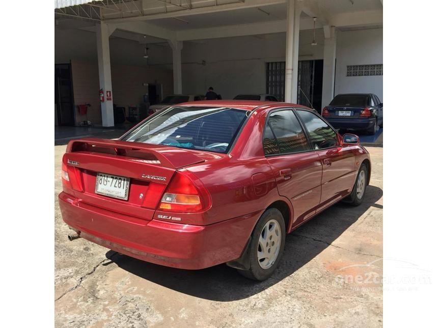 1996 Mitsubishi Lancer SEi Sedan