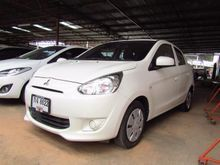 2012 Mitsubishi Mirage (ปี 12-16) GL 1.2 MT Hatchback
