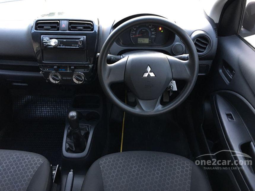 2012 Mitsubishi Mirage GL Hatchback