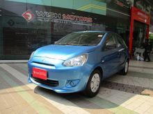 2013 Mitsubishi Mirage (ปี 12-16) GL 1.2 MT Hatchback