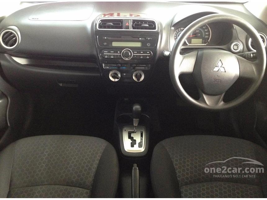 2013 Mitsubishi Mirage GLS Hatchback