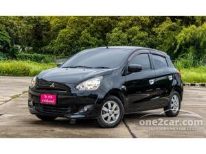 2014 Mitsubishi Mirage 1.2 (ปี 12-16) GLS Hatchback AT