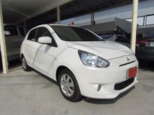 2013 Mitsubishi Mirage (ปี 12-16) GLS 1.2 AT Hatchback
