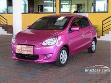 2014 Mitsubishi Mirage (ปี 12-16) GLS Limited Bloom Edition 1.2 AT Hatchback