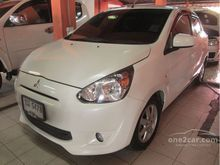 2014 Mitsubishi Mirage (ปี 12-16) GLS Limited 1.2 AT Hatchback