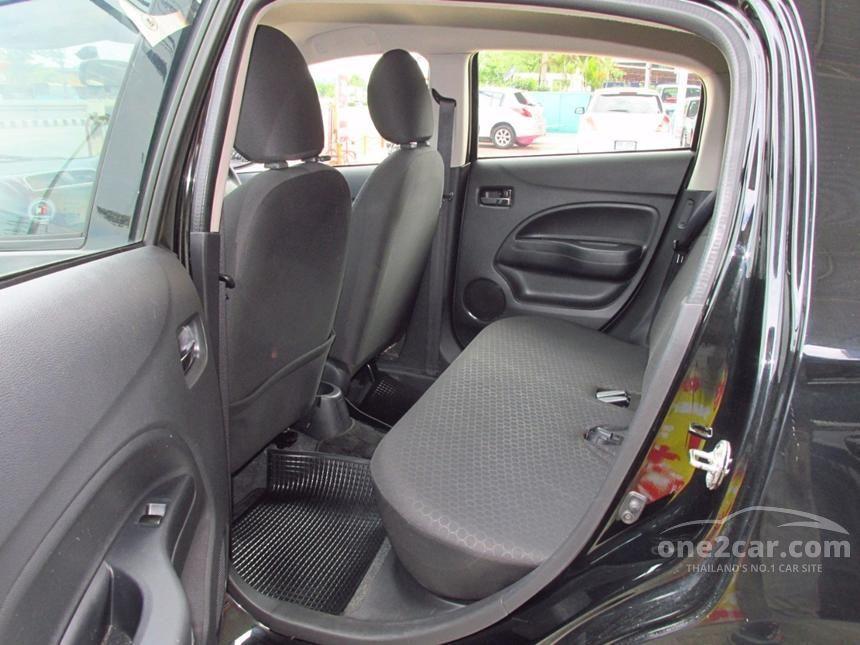 2013 Mitsubishi Mirage GLS Limited Hatchback