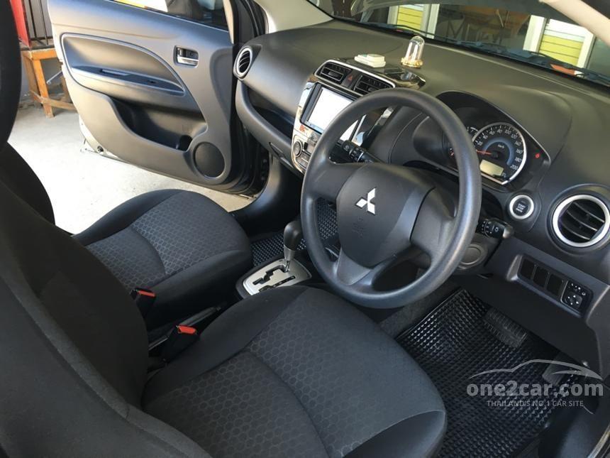 2014 Mitsubishi Mirage GLS Limited Hatchback