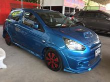 2012 Mitsubishi Mirage (ปี 12-16) GLX 1.2 MT Hatchback