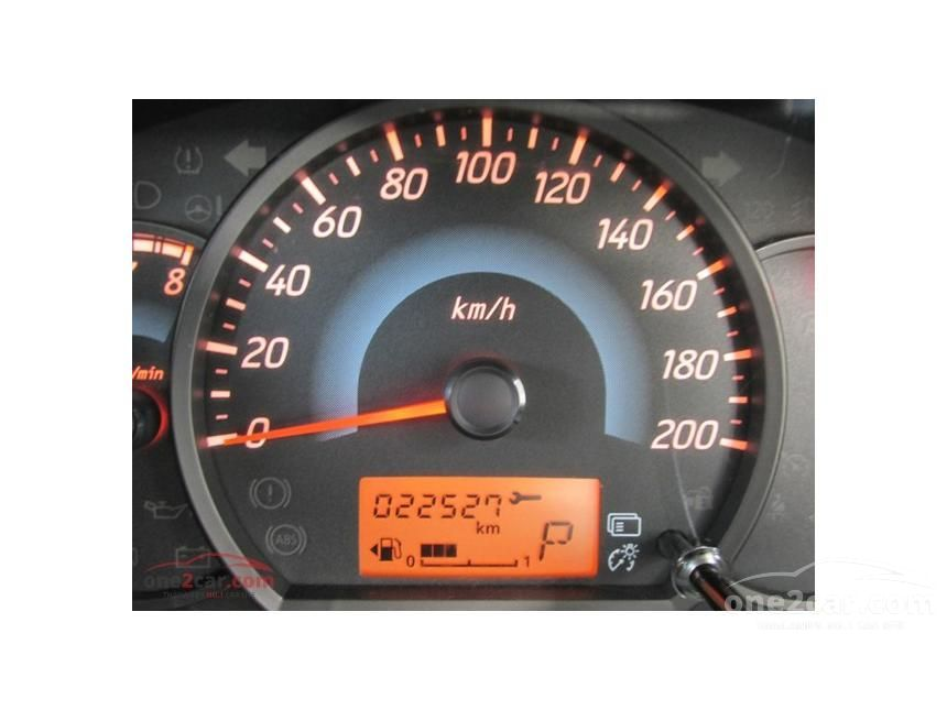 2014 Mitsubishi Mirage GLX Hatchback
