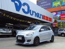 2013 Mitsubishi Mirage (ปี 12-16) GLX 1.2 MT Hatchback