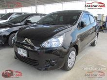 2013 Mitsubishi Mirage (ปี 12-16) GLX 1.2 AT Hatchback