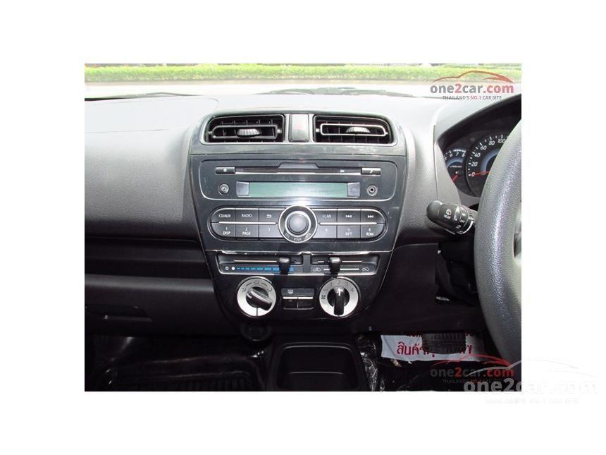 2015 Mitsubishi Mirage GLX Hatchback
