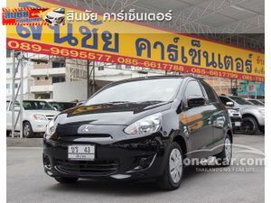 2014 Mitsubishi Mirage 1.2 (ปี 12-16) GL Hatchback MT