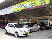 2013 Mitsubishi Mirage (ปี 12-16) GLX 1.2 AT Hatchback