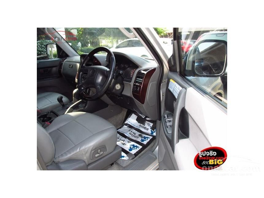 2008 Mitsubishi Pajero GLS Wagon