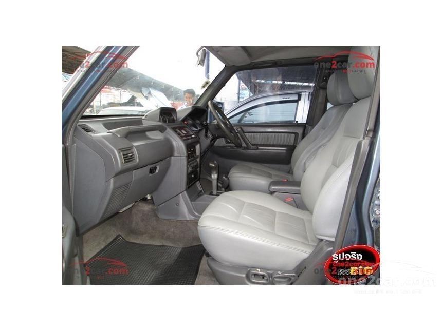 1996 Mitsubishi Pajero GLX SUV