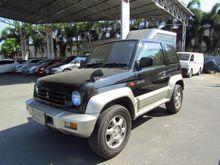 2009 Mitsubishi Pajero Junior (ปี 95-98) ZR-II 1.1 AT SUV
