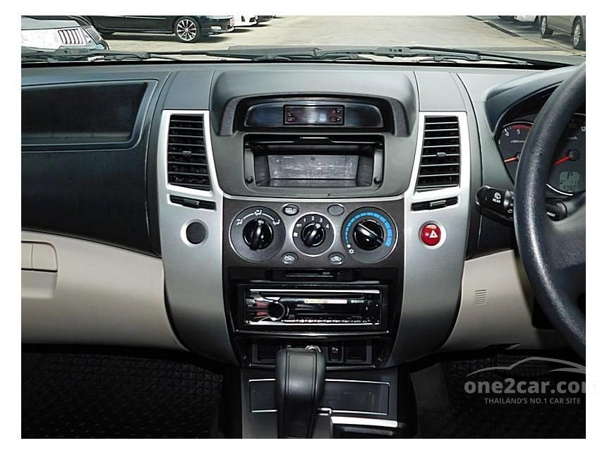 2013 Mitsubishi Pajero Sport GLS SUV