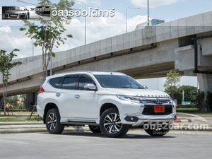 2018 Mitsubishi Pajero Sport 2.4 (ปี 15-18) GT SUV