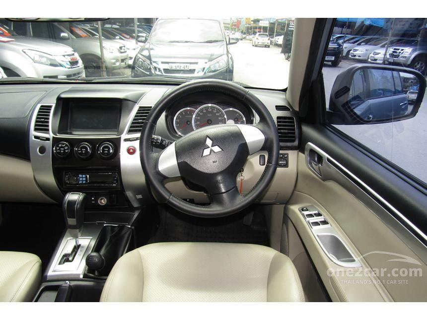2008 Mitsubishi Pajero Sport GT SUV