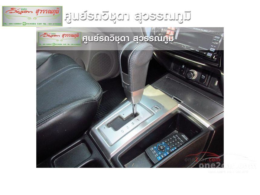 2014 Mitsubishi Pajero Sport GT SUV